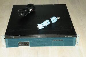 Cisco-C2951-VSEC-K9-2951-Voice-securite-Lic-Bundle-Routeur-Avec-PVDM-3-32-racks