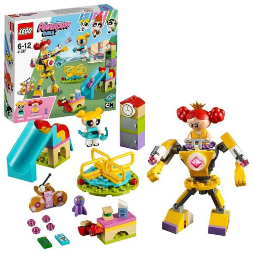 LEGO UK 41287 Bubbles/' Playground Showdown Powerpuff Girls