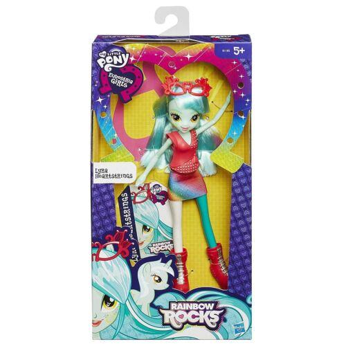 My Little Pony Equestria Girls Rainbow Rocks Lyra Heartstrings Doll