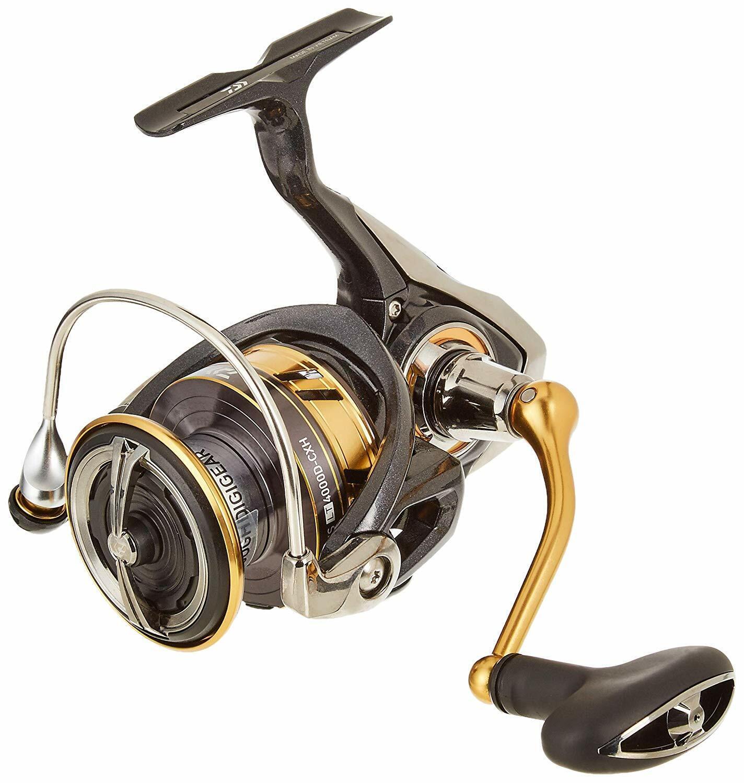 Daiwa Legalis LT4000DCXH Mulinello da Pesca Spinning da Giappone