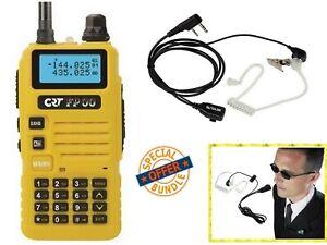 CRT-FP00-RICETRASMITTENTE-VHF-UHF-136-174-MHZ-400-480-MHZ-PMR-LPD-GIALLO