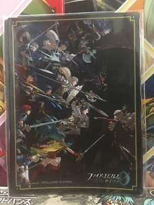 Celica Dot character Fire Emblem 0 Cipher 5 Sheets Sleeves Echoes