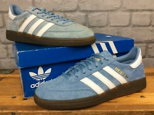autumn shoes official photos arriving Details about ADIDAS OG UK 3.5 EU 36 HANDBALL SPEZIAL BLUE SUEDE GUM SOLE  TRAINERS CHILDRENS
