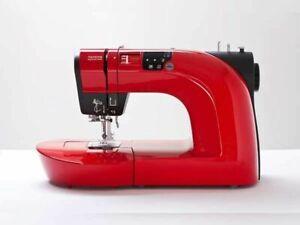 TOYOTA-OEKAKI-Renaissance-Naehmaschine-OEKAKI50-Farbe-rot