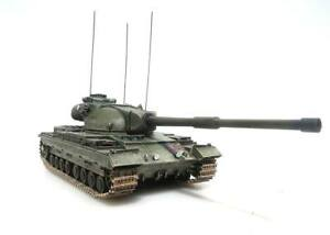 Panzerstahl Exclusive 1/72 British FV214 Conqueror Tank Rhine Germany 1959 89009