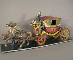 Antiques Lower Price with Model Antique Coach George Washington/ Model Coach American Be Shrewd In Money Matters