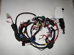 samsung washer main wiring harness dc96 01043e and washer door lock rh ebay com