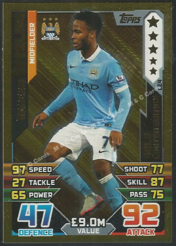Match Attax 2015//16 15//16 tarjetas de edición limitada Premier League incl Extra