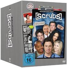 Scrubs Die Anfänger,Komplette Serie,Staffel 1+2+3+4+5+6+7+8+9,31 DVD Box,NEU&OVP