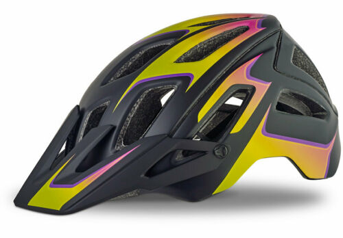 Specialized Ambush Helmet Matte Dynamite Panther Medium