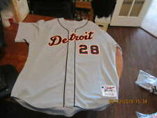 2012 Prince Fielder Detroit Tigers game used jersey (MLB)