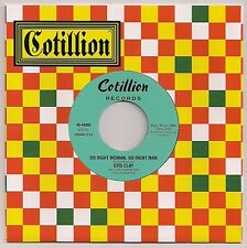 """NORTHERN SOUL 7"""" 45 OTIS CLAY DO RIGHT WOMAN DO RIGHT MAN US COTILLION RE"""