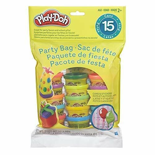 15 Count Play-Doh Party Bag Dough 15 Pack
