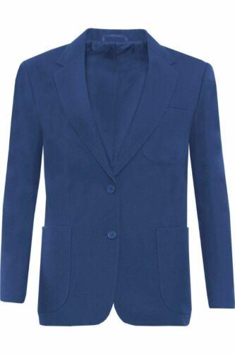 Blue Max Banner School Uniform Junior Ziggys Ragazze ZIP entrata Blazer 1UJ