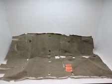 01 02 03 04 05 06 07 FORD ESCAPE FLOOR CARPET MAT MAIN FRONT REAR RIGHT LEFT TAN