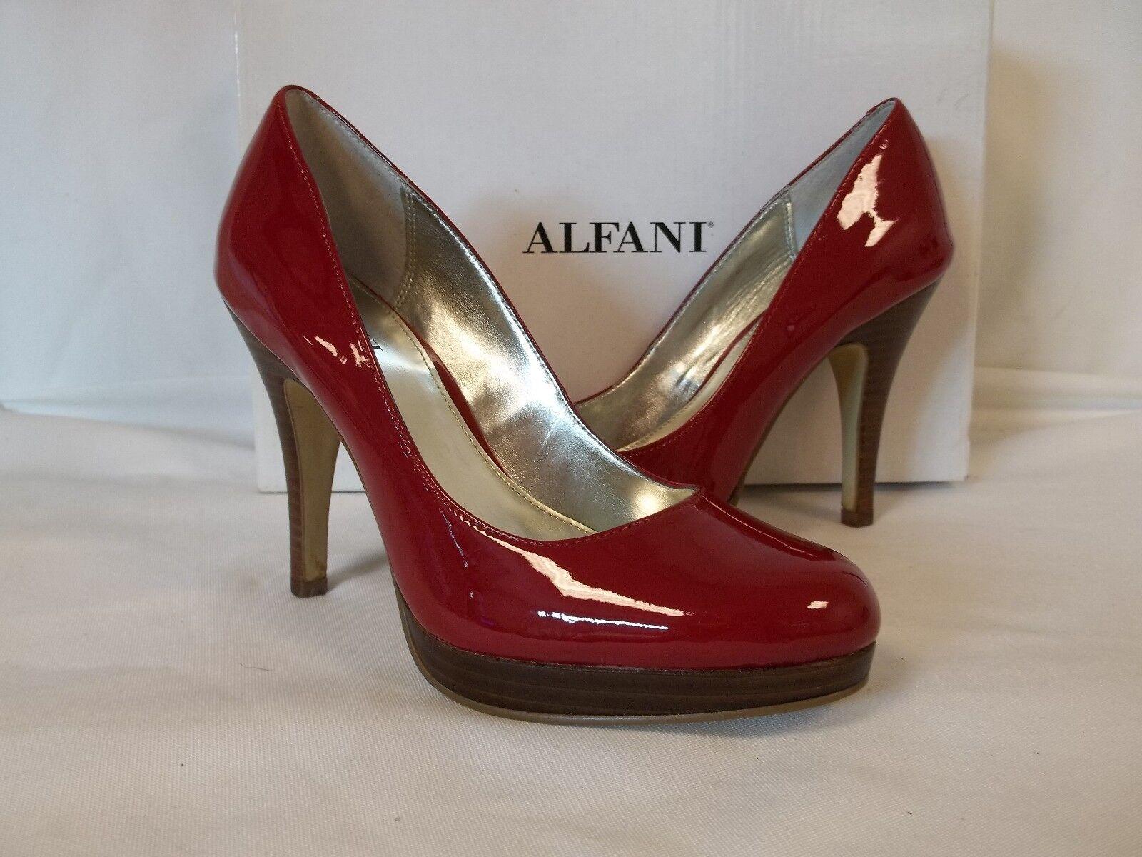 Alfani 6 M Maddy Cherry ROT Heels NEU Damenschuhe Schuhes