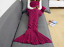 Mermaid-Tail-Crocheted-Sofa-Snuggie-Blanket-Carpet-Knit-Soft-and-Warm-Adult miniatura 16