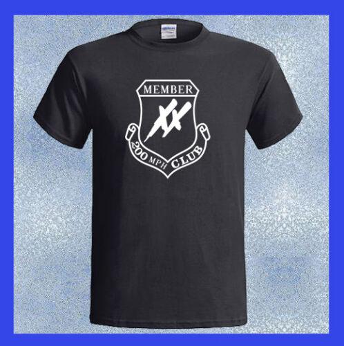 CBR XX 200mph CLUB Turbo Honda Motorcycle Sport Men/'s T-Shirt S M L XL 2XL 3XL