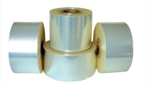 Rolled Wrapping Film Made of BOPP