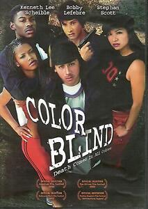 Farbe-Blind-Brandneu-DVD