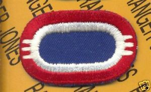 3rd Bn 325th Airborne Infantry 2nd Bde Combat Team BCT 82nd para oval patch