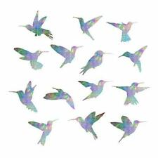 Warning Bird Set L White Hawk Sticker Tattoo Bird Window Glass Protection Film