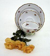 Sammeltasse Winterling Bavaria Goldrand mit zartem Flowerdesign