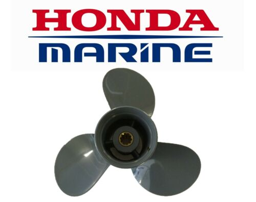 "Genuine Honda Aluminium Outboard Propeller 25//30hp BF25D//BF30D 9 7//8 x 12/"" Pitch"