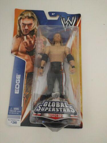 EDGE WWE MATTEL Global Superstars #36 Action Figure Toronto