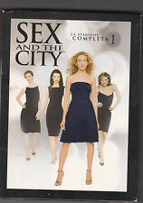 SEX AND THE CITY - stagione 1 DVD