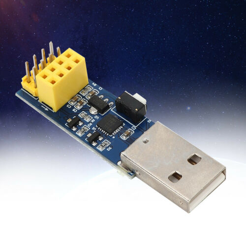 ESP8266 ESP-01 Semiconductor USB WiFi Module Adapter Download Tool