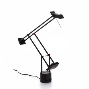 Artemide Tizio Micro Nero Richard Sapper Lampada Da Tavolo Ebay