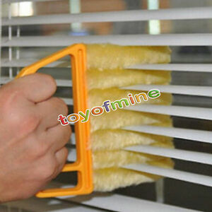 Mikrofaser Jalousie Burste Fenster Klimaanlage Duster Schmutz