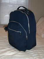 Kipling Seoul Backpack With Laptop Protection True Blue Navy Bp3020