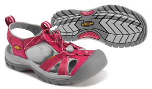 Keen Womens Venice II H2 Walking Shoes Sandals Grey Sports Outdoors Breathable