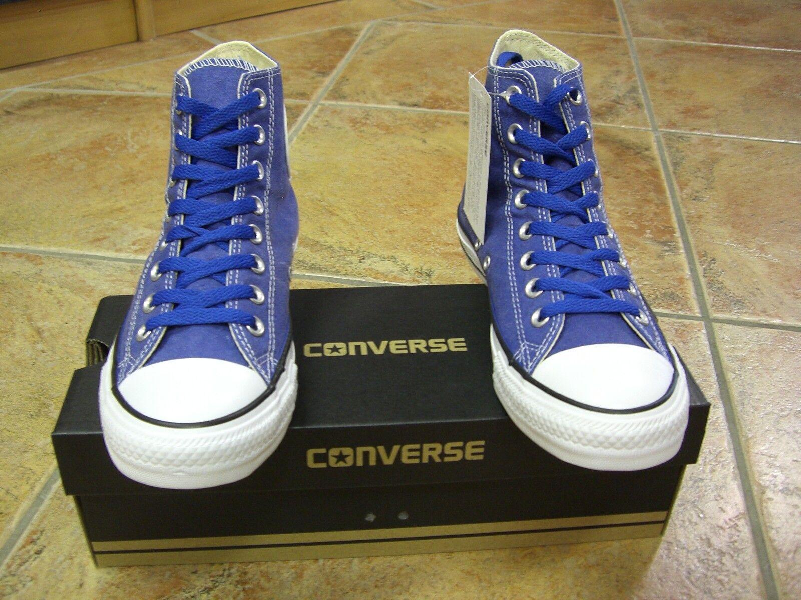 Converse Chucks All Star Gr. 38 HI DEEP ULTRAMA 136845C  NEU Top aktuell