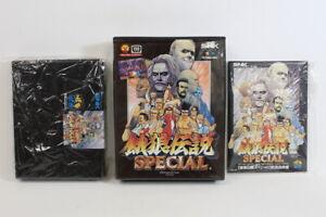 Fatal-Fury-Special-Garou-Densetsu-Boxed-ROM-NEO-GEO-AES-SNK-Japan-Import-NE075