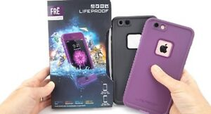 save off a7ce7 12aff Details about New LifeProof FRE WaterProof Case For Apple iPhone 5 5s SE.  Crushed (Purple)