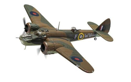 CORGI AA38409 1/72 BRISTOL BLENHEIM MK.IV R3843/WV-F RAF OPERATION LEG, 1941