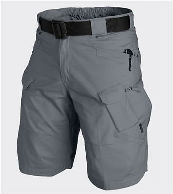 Helikon-Tex URBAN TACTICAL SHORTS PolyCotton Ripstop Shadow Grey SP-UTK-PR-35.