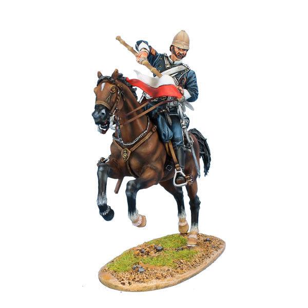 ZUL031 British 17th Lancers Sergeant by First Legion