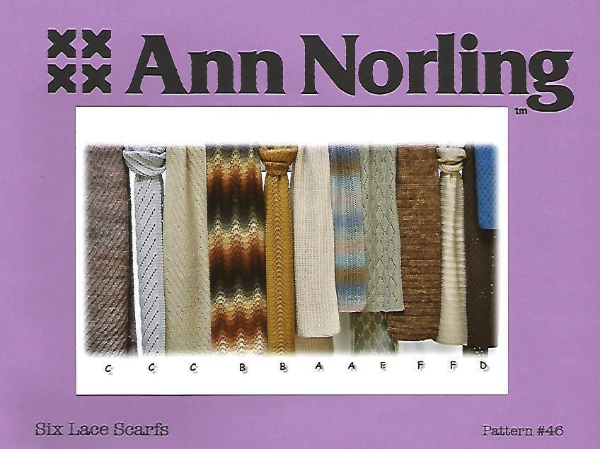 Side to Side Open Front Vest Sweater Knitting Instruction Pattern Ann Norling 59