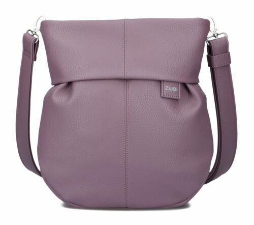 zwei Mademoiselle.M M100 Schultertasche Umhängetasche Tasche Mauve Violett
