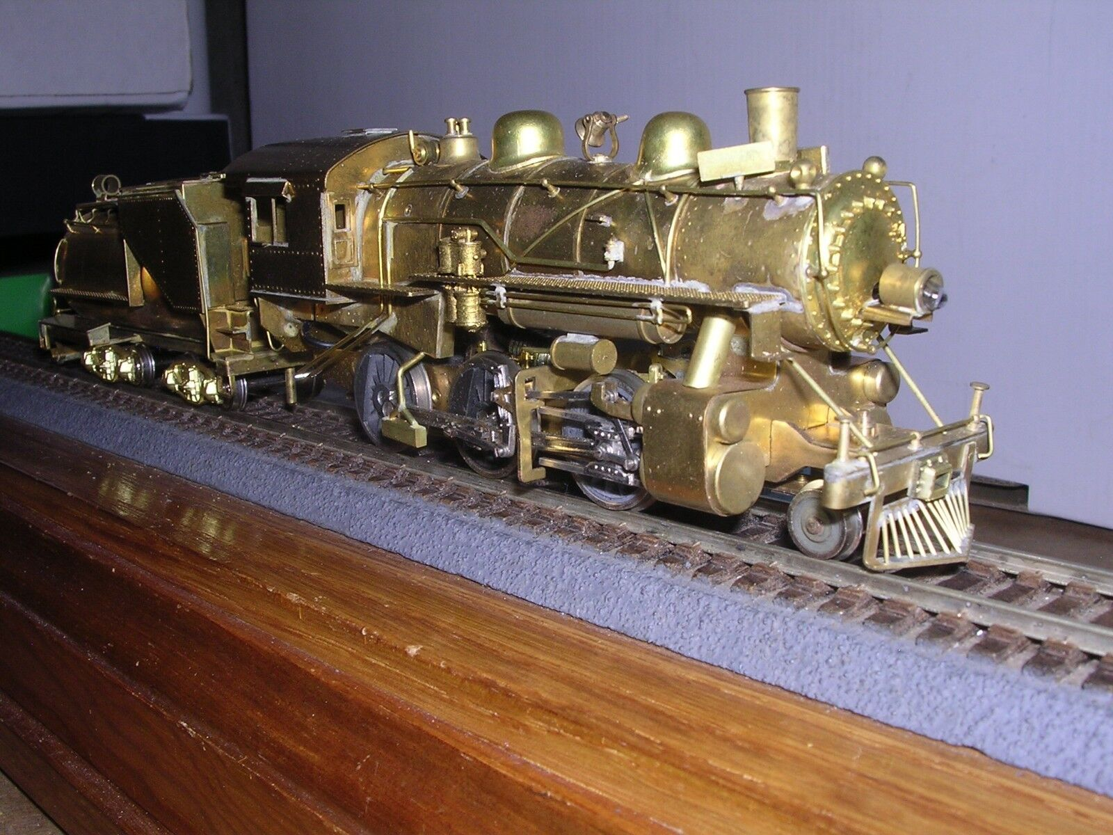 BRASS Takara  Southern Pacific 2-6-0 Steam Loco  H.O.Scale 1 87