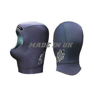 Neoprene-SCUBA-Dive-Snorkel-Balaclava-Hood-All-Sizes-New-UK-Made
