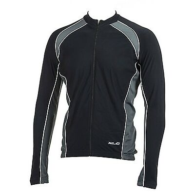 Raleigh Team XLC Mens Winter Long Sleeve Cycling Cycling Jersey Shirt Thermal