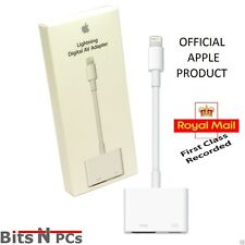Genuine Apple Lightning A Hdmi/HDTV Adaptador MD826ZM/A para iPhone 7 & 7 Plus