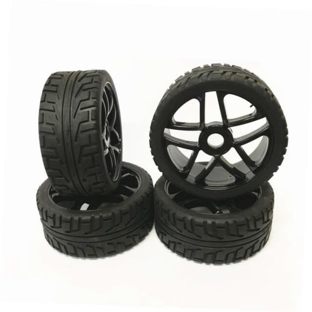 1:8  103//80mm 17mm Hex RC On-Road Tires For HPI HSP Traxxas Buggy Model Car