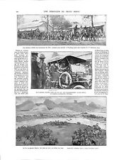 WWI Commando Boers General Christian de Wet Wryburg Africa Afrique ILLUSTRATION