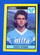 FIGURINA VALLARDI IL GRANDE CALCIO 1988/89 - N.82 - VIVIANI - COMO - new